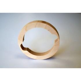 Проставочные кольца для Aura ST-B200, толщина 15 мм, d внутр. 73 мм, d внеш. 96 мм, набор 2 шт Ош