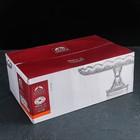 Подставка для торта на ножке Sakura, 36×23 см - Фото 4