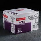 Конфетница на ножке Kicho, 19×15 см - Фото 4