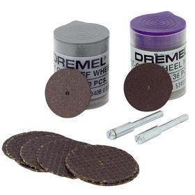 Набор оснастки для резки Dremel 26150688JA, хвостовик 3.2 мм, 69 предметов