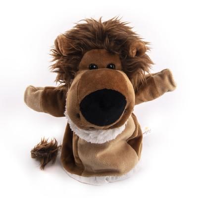 Мягкая игрушка «Рукавичка Лев», 25 см - Фото 1