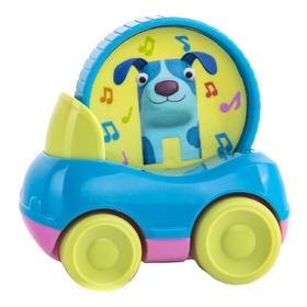 Машинка «Собачка Гав-Гав», с кругом