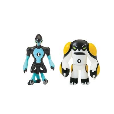 Набор из 2 разборных фигурок и ключа «Молния и Ядро», 5-6 см - Фото 1