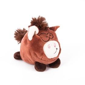Мягкая игрушка «Мячик - Мультяшная лошадка», 7 см