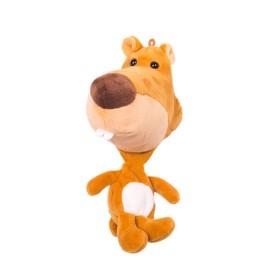 Мягкая игрушка-подвеска «Бобёр», 20 см Ош