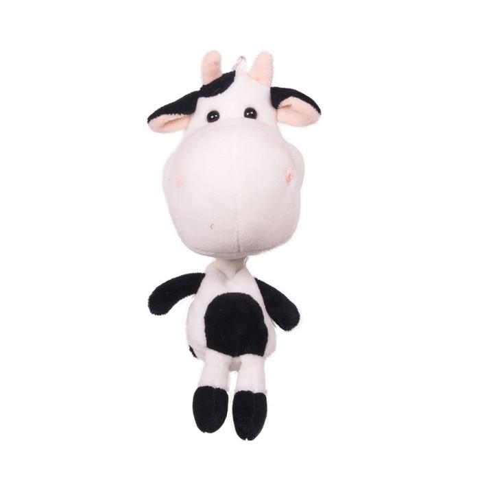 Мягкая игрушка-подвеска Корова, 20 см