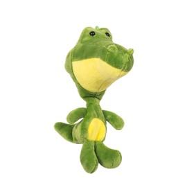Мягкая игрушка-подвеска «Крокодил», 20 см