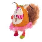 Мягкая игрушка «Белочка с капкейком», 15 см - Фото 2