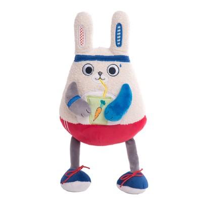 Мягкая игрушка «Заяц-энергетик», 15 см - Фото 1