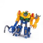 Трансформер «Громовой страж», авто-трансформация, 3 робота - Фото 1
