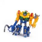 Трансформер «Громовой страж», авто-трансформация, 3 робота - Фото 5