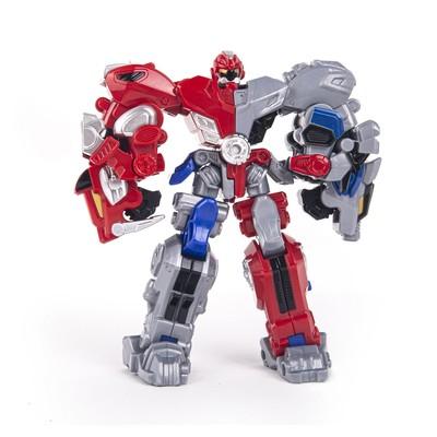 Трансформер «Неустрашимый Икс», авто-трансформация, 2 робота - Фото 1