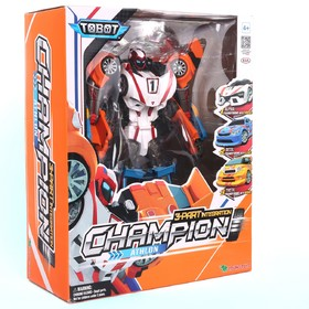 Трансформер «Тобот Атлон Чемпион S2», из трёх машин
