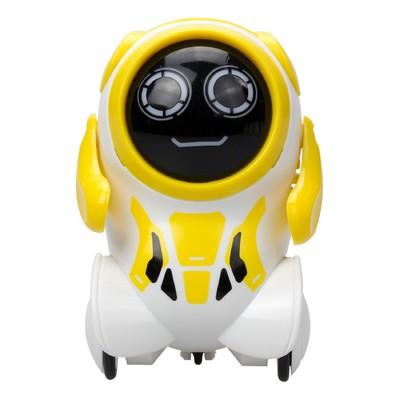 Робот «Покибот», жёлтый, круглый - Фото 1