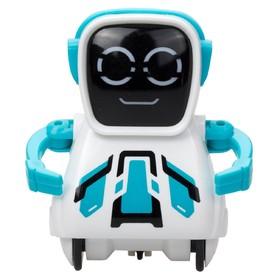 Робот «Покибот», синий