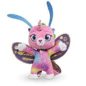 Плюшевая мини-подвеска «Фелисити-бабочка»