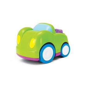 Машинка Mini Vehicles, зелёная