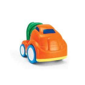 Машинка Mini Vehicles, оранжевая