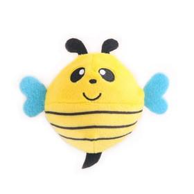 Мягкая игрушка «Пчёлка», 7 см