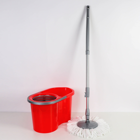 Набор для уборки 16 л Mop Style, цвет красный Ош