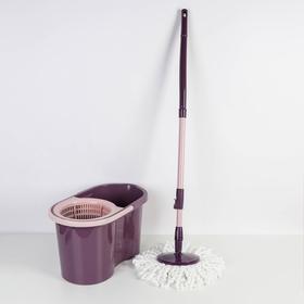 Набор для уборки 16 л Mop Style, цвет фиолетовый Ош