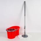 Набор для уборки 14 л Eco Mop Style, цвет красный