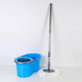 Набор для уборки 14 л Eco Mop Style, цвет голубой Ош