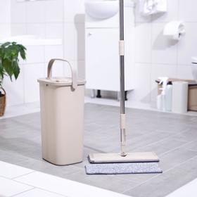 Набор для уборки Mop Style, плоская швабра и ведро 5 л Ош