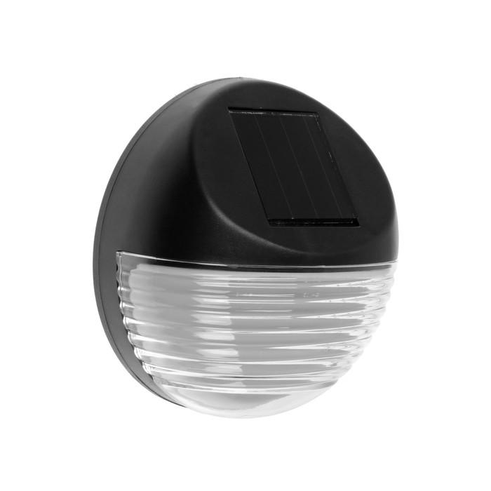Садовый светильник на солнечной батарее Uniel USL-F-151/PТ110 BRIGHT, 2 LED, IP44