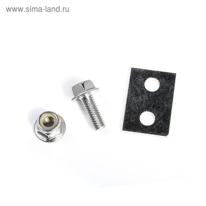 Комплект установочной пластины реле электростартера SM-01332E, Ski-Doo