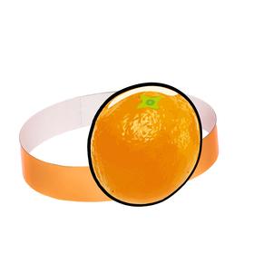 Маска-ободок «Апельсин», картон