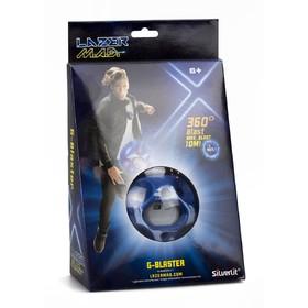 Лазерная граната, световые и звуковые эффекты, таймер 1-10 сек