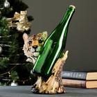 """Подставка под бутылку """"Тигр"""" акрил, 17х22х24,5см"""