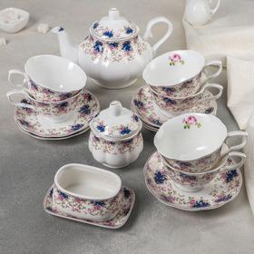 Сервиз чайный 16 предметов Маркиза «Симфония»