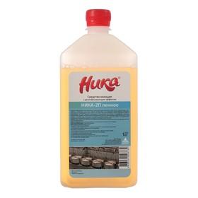 Средство моющее с дезинфицирующим эффектом  'Ника-2П' (пенное) 1,0 кг Ош