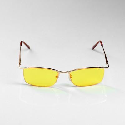 Водительские очки SPG «Непогода | Ночь» comfort, AD005 золото