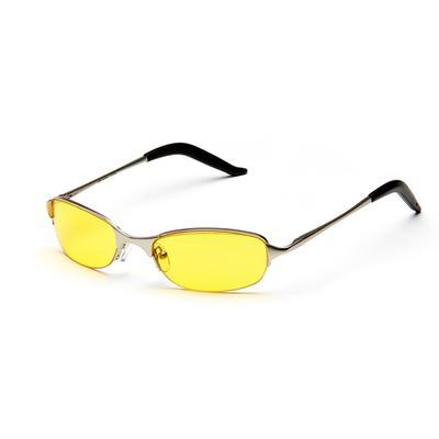 Водительские очки SPG «Непогода | Ночь» comfort, AD007 серебро