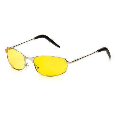 Водительские очки SPG «Непогода | Ночь» comfort, AD001 серебро