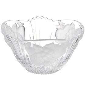 Салатник матовый «Фрукты», 16,5 см