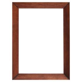 Рама для зеркал и картин, дерево, 21 х 30 х 3.0 см, липа, вишня Ош