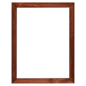 Рама для зеркал и картин, дерево, 30 х 40 х 3.0 см, липа, вишня Ош