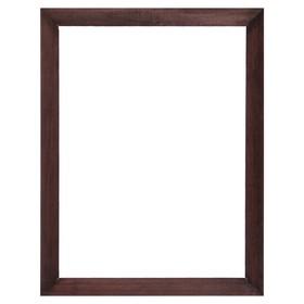 Рама для картин (зеркал) 30 х 40 х 3.0 см, дерево, липа, венге Ош