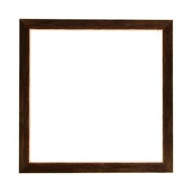 Рама для зеркал и картин дерево 35 х 35 х 3.0 см, липа, венге Ош