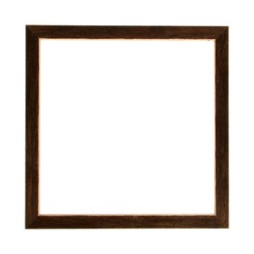 Рама для зеркал и картин, дерево, 35 х 35 х 3.0 см, липа, венге Ош