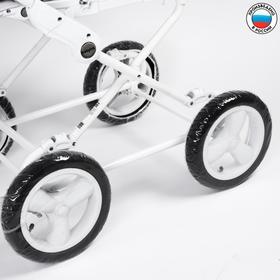 Чехлы на колеса коляски, d=32 см., 3 шт., ПВД Ош