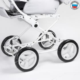 Чехлы на колеса коляски, d=32 см., 4 шт., ПВД Ош