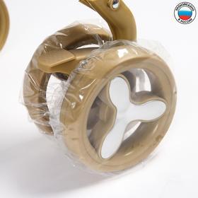 Чехлы на колеса коляски, d=16 см., 2 шт., ПВД