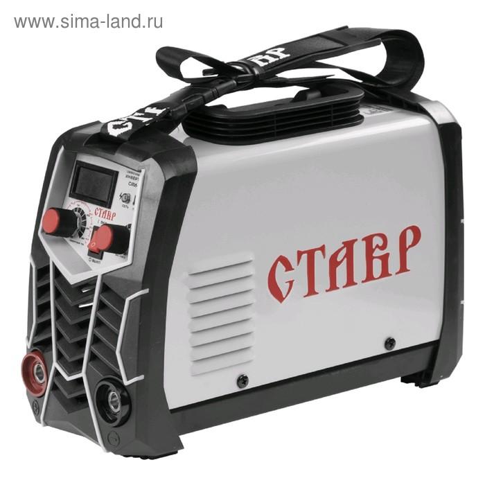 "Сварочный аппарат ""Ставр"" САИ-280НЭ, 5.5 кВт, 20-280 А, d 1.6-6 мм, MMA, антизалипание"