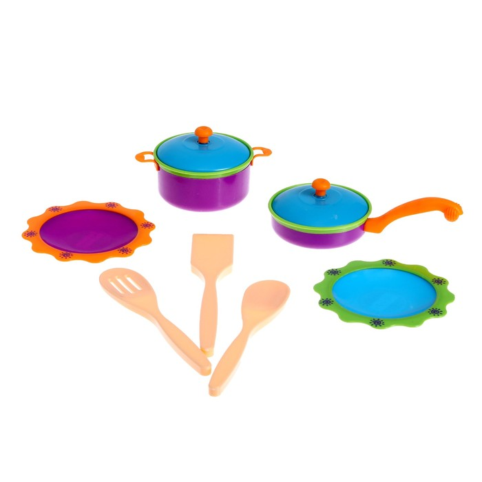 Набор посуды «Повар», МИКС