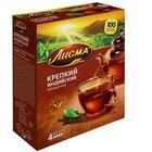 """Чай """"Лисма"""" крепкий, 100*2 г"""